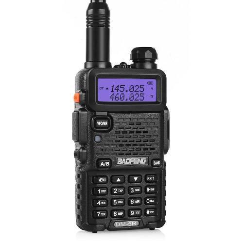 Radio Doble Banda Uhf 136-174 Y Vhf 400-520 Mhz
