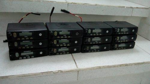 Radio Motorola Em-400 En Uhf Lote 10 Equipos Seminuevos
