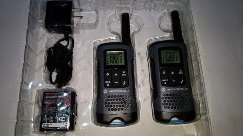 Radio Motorola T200 Envio Sin Costo