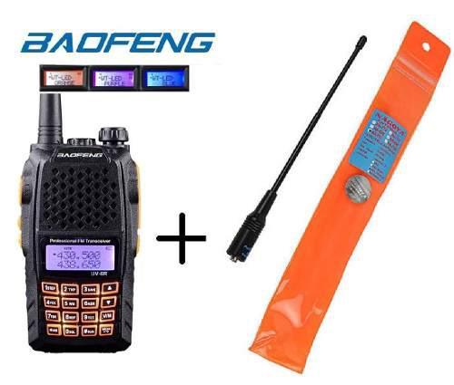 Radio Portatil Baofeng Uv-6r Vhf/uhf 5w.+ Antena Nagoya