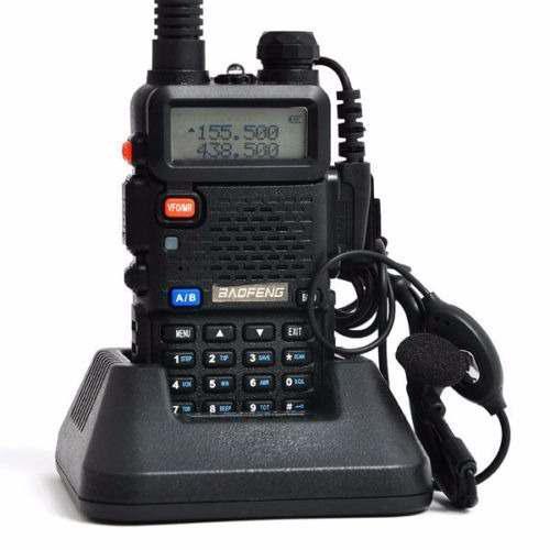 Radio Portátil Profesional Baofeng Uv-5r Vhf/uhf