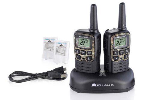 Radios Midland X Talker T55vp3 45km* 28 Millas Camo Evox
