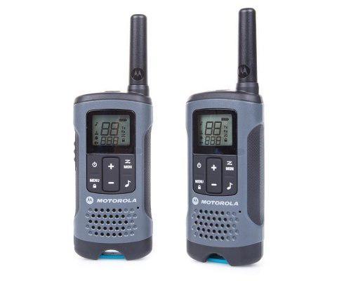 Radios T200mc Motorola 32 Km De Alcance De 2 Vías 22
