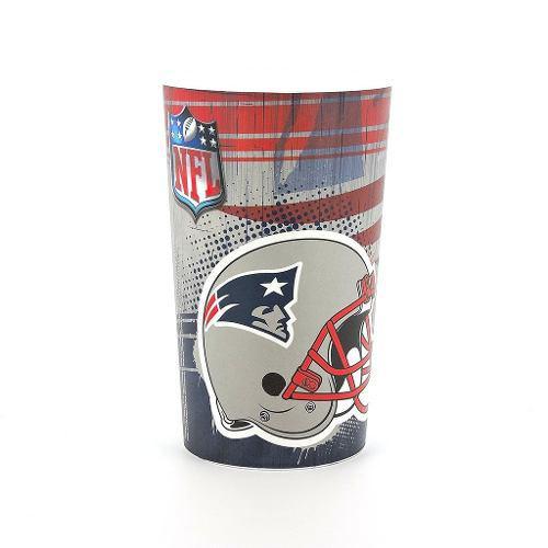 Vaso Colección Nfl Patriotas New England Patriots