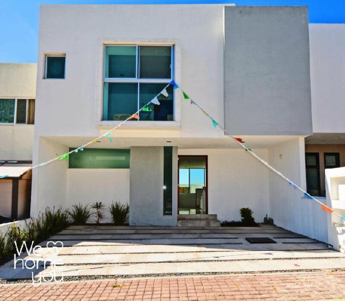 Venta de casa nueva en Campo Grande, El Refugio, Querétaro