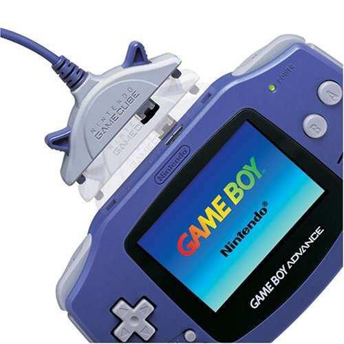 Accesorios,link Cable Para Game Boy Advance Y Gamecube..