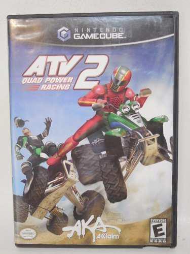 Atv 2 Quad Power Racing Juego Gamecube Nintendo E650