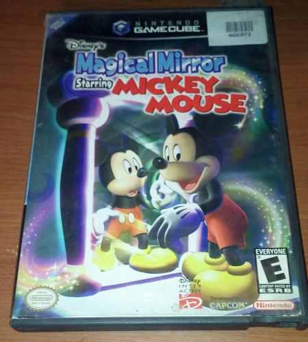 Disney Magical Mirror Starring Mickey Mouse Gamecube