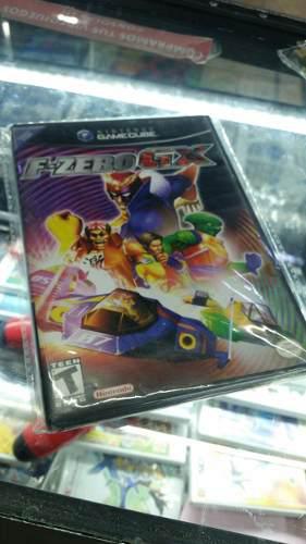 F-zero Gx Nintendo Gamecube Muy Buen Estado
