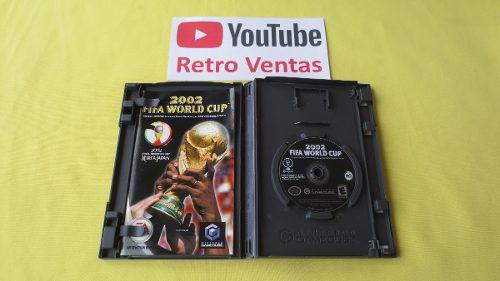 Fifa World Cup 2002 Korea Japon Gamecube Hasta 4 Players