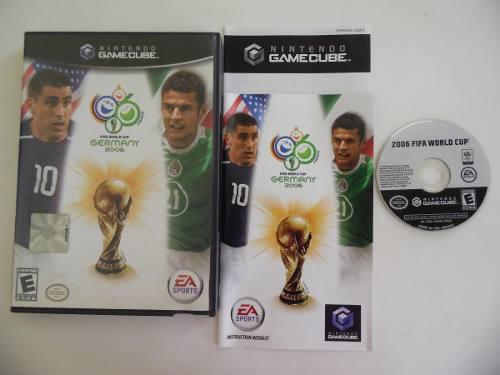 Fifa World Cup 2006 De Game Cube