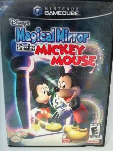 Game Cube: Disney´s Magical Mirror Starring Mickey Mouse