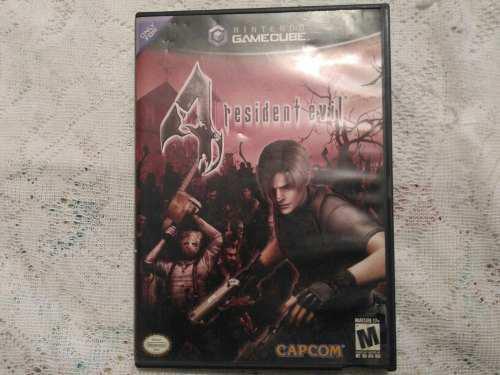 Gamecube Resident Evil 4