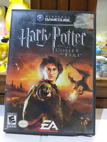 Harry Potter And The Goblet Of Fire Para Gamecube