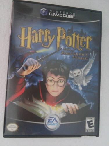 Harry Potter And The Sorcerers Stone Gamecube Filosofal Cube