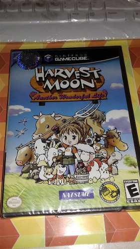Harvest Moon Another Wonderful Life De Game Cube Nuevo.