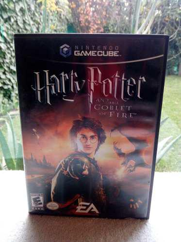 Juego Harry Potter And The Goblet Of Fire Nintendo Game Cube