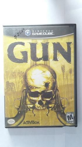 Juegos Nintendo Game Cube Gun Y Call Of Duty Originales
