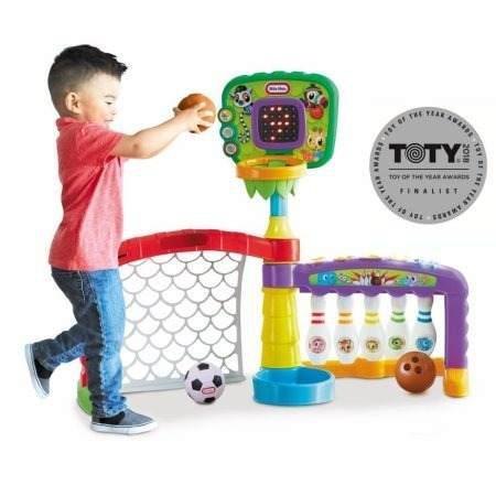 Little Tikes Zona De Deportes 3-1