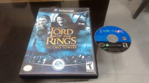 Lord Of The Rings Two Towers Sin Instr Nintendo Game Cube