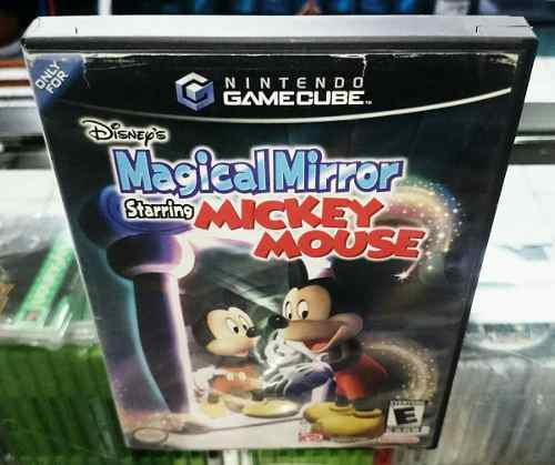 Magical Mirror Mickey Mouse Para Game-cube (hit Games Shop)