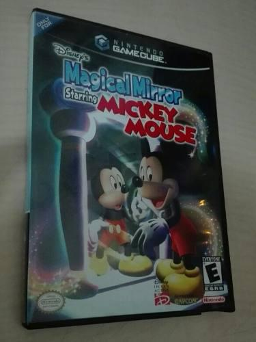 Magical Mirror Starring Mickey Mouse Gamecube En Cosmo-games