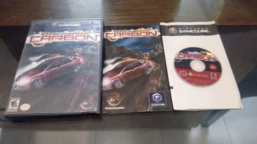 Need For Speed Carbon Completo Para Nintendo Game Cube