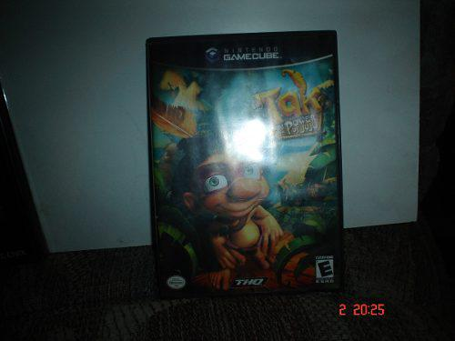 Nintendo Game Cube Tak And The Power Of Juju N Gc