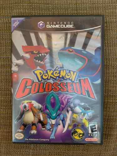 Pokemon Colosseum Primera Edición Para Nintendo Game Cube