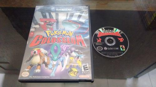 Pokemon Colosseum Sin Instructivo Para Nintendo Game Cube