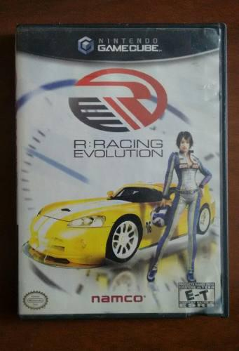 R Racing Evolution Game Cube