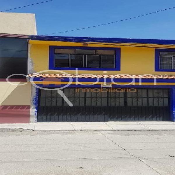 RENTA EN AMPLIA CASA EN SAN PEDRO CHOLULA, SANTA MARÍA