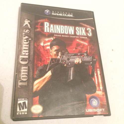 Rainbow Six 3 Game Cube