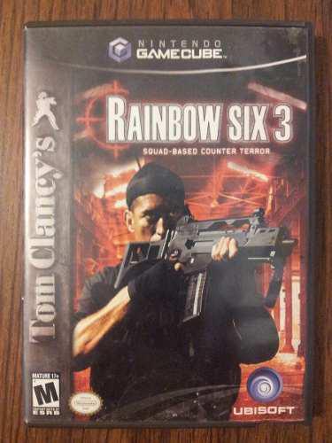 Rainbow Six 3 Gamecube - Incluye Envío