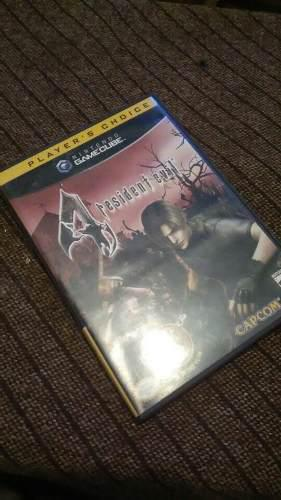Resident Evil 4 Para Gamecube