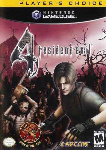 Resident Evil 4 Para Tu Gamecube Envío Gratis