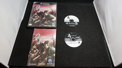 Resident Evil 4 Primera Edicion Gamecube