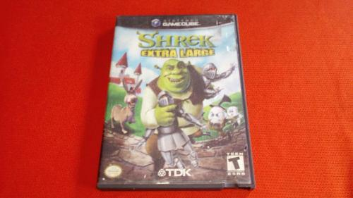 Shrek Extra Large Gamecube