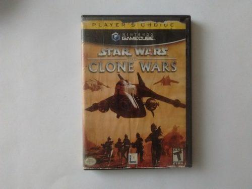 Star Wars Clone Wars Gamecube C