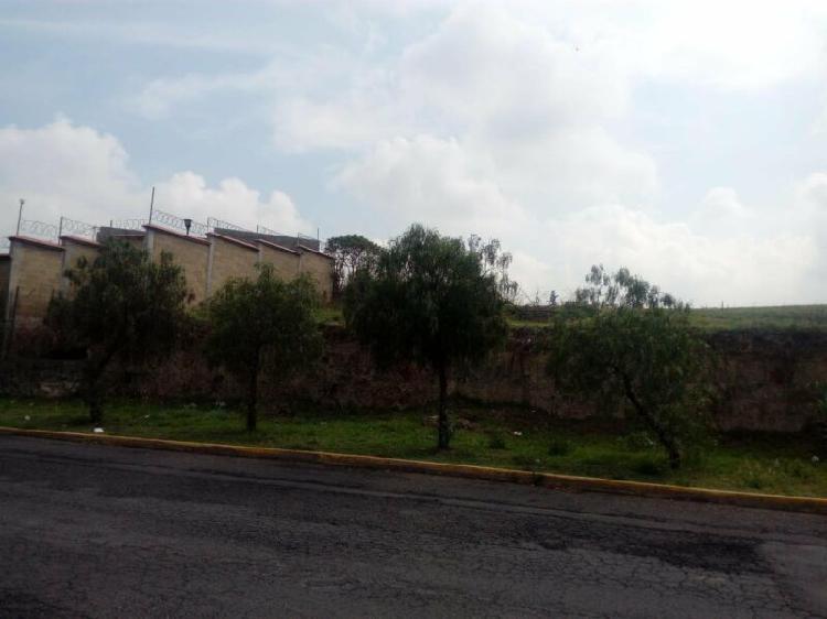 TERRENO EN VENTA MUY CERCA DE ATLIXCAYOTL DE 1,496 MTS