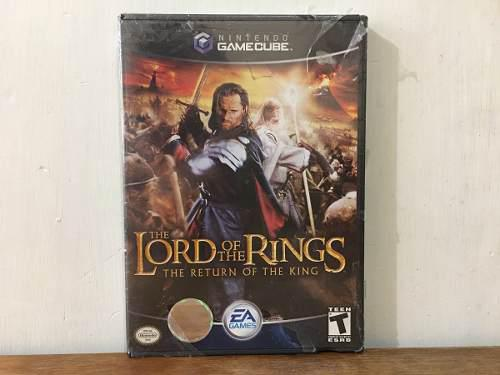 The Lord Of The Ring Return Of The King Gamecube Nuevo