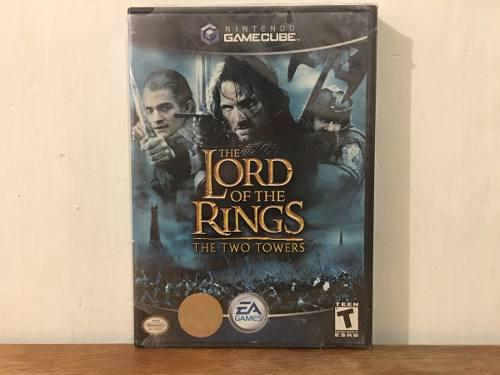 The Lord Of The Rings The Two Towers Nintendo Gamecube Nuevo