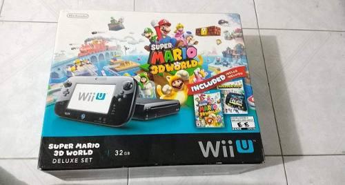 Wii U 26 Juegos Venta O Cambio Por Ps4