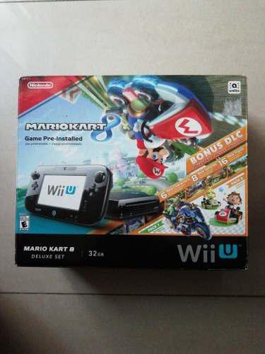 Wii U, Mario Kart Preinstalado