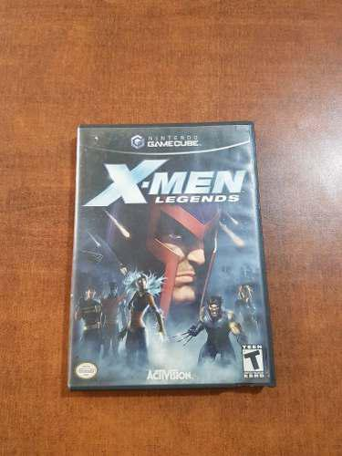 X Men Legends Para Gamecube Envio Gratis