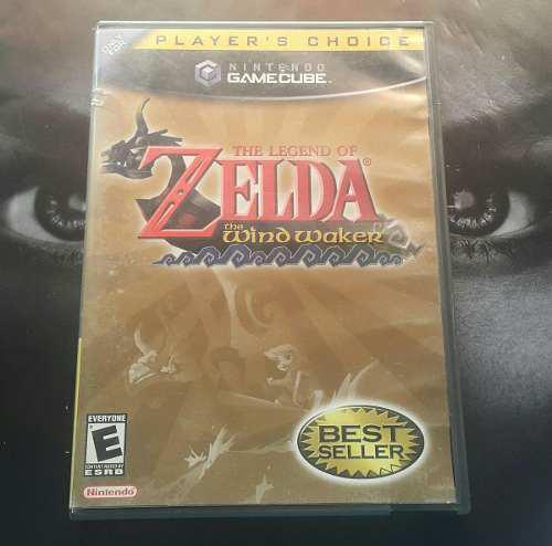 Zelda The Wind Waker Game Cube Completo