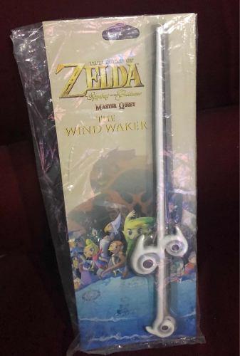 Zelda Wind Waker Batuta De Los Vientos