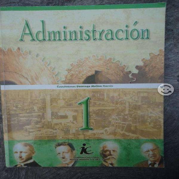 Adminsitracion Cuauhtemoc Domingo Molina Garcia
