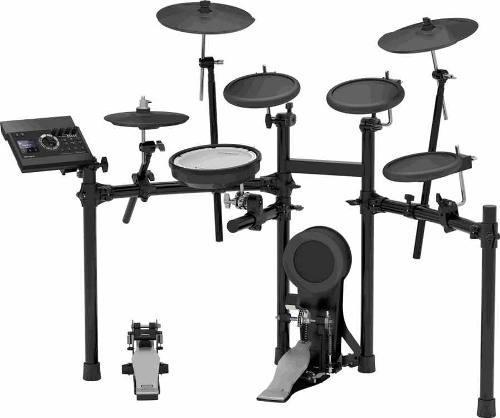 Batería V-drums (set De Pads De Goma) Roland Mod. Td-17k-l