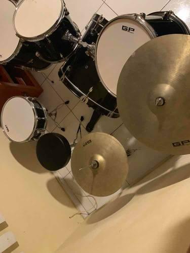Bateria Acústica Greggs Percussion (solo Jalisco)
